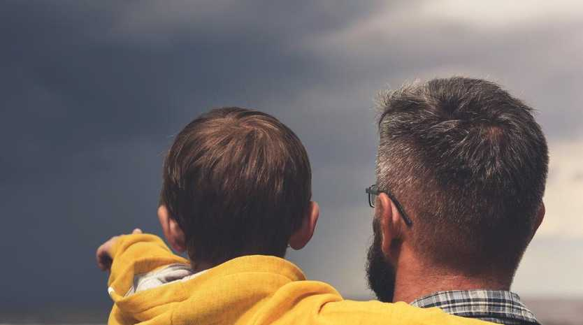 One in ten new fathers experience depression or anxiety in the peri-natal period.