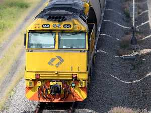 Reason for rail giant's profit slump