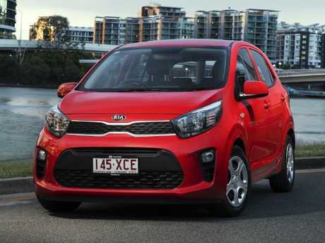 Supplied Cars 2018 Kia Picanto
