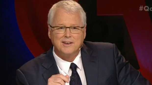 After over a decade, ABC presenter Tony Jones has announced he will give up his role as the show's main host.