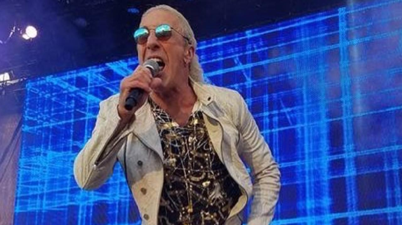 Twisted Sister's singer has raged online about his music allegedly being used by the United Australia Party, and now the publisher are doing something about it. Picture: Instagram