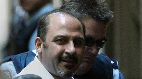 Tony Mokbel arriving at court in 2012.