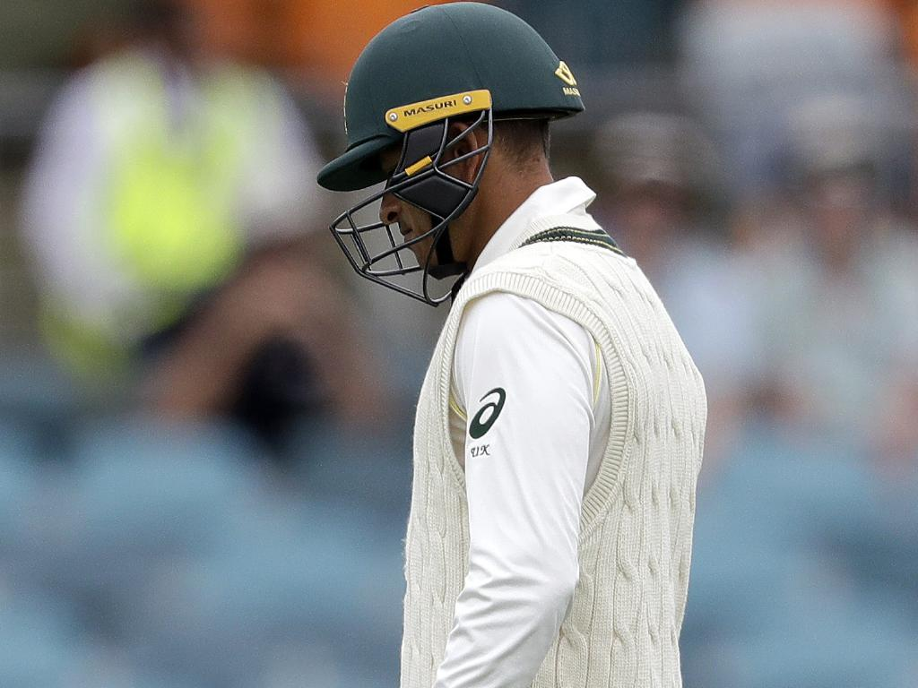 Khawaja hasn't done enough according to Warne.