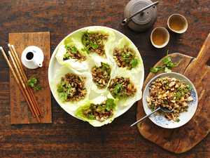 Enjoy the New Year with Pork San Choy Bau