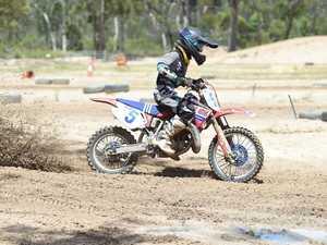 Hervey Bay Motocross Practice Day