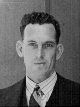 Lloyd Lambert in his younger years.