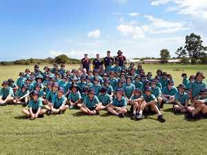 Brisbane Lions visit 2019