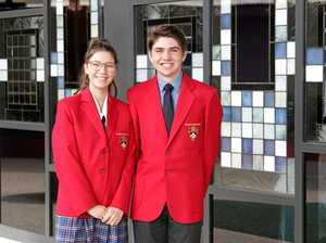 New school captains have big plans for Shalom College