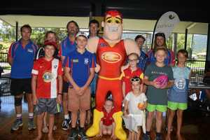 Expo showcases local sports clubs