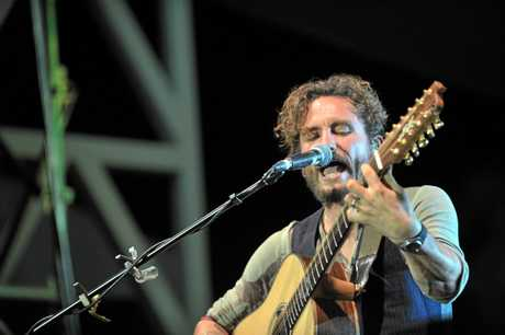 The John Butler Trio.