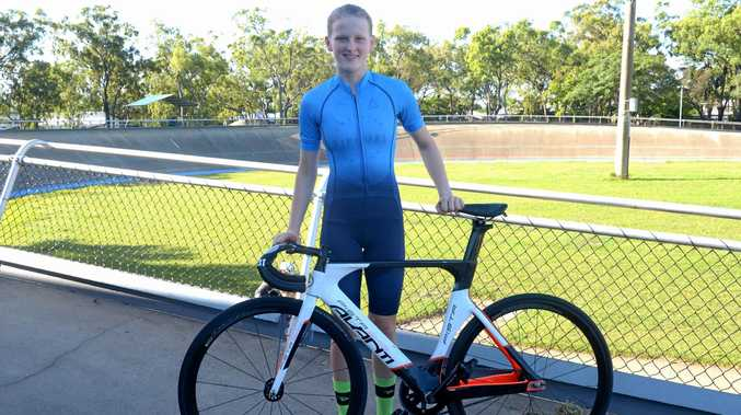 HIGH HONOURS: Rockhampton's Deneaka Blinco has capped a stellar year with success at the 2018 Cycling Queensland awards.