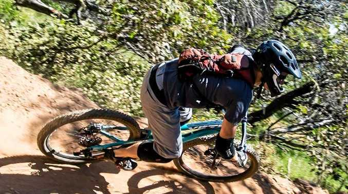 RIDING TOURISM: The $6-million plan incorporated in the Great Koala National Park proposal would see seven mountain biking hubs established on the coast.