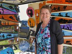 Artisans get set for Melon Fest markets