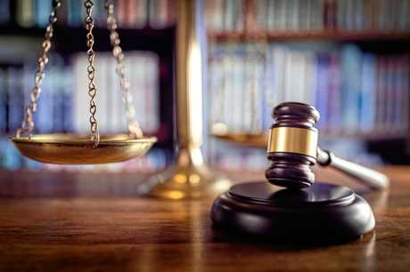 A man has been fined for carrying a tyre puncture for self-defence has been fined in Gympie Magistrates Court.