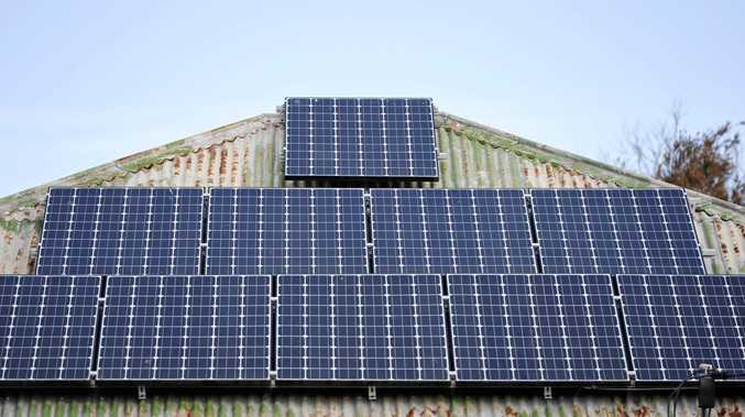 SHINE BRIGHT: The NSW Greens have a $1-billion solar plan to increase renewable energy in NSW.