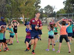 Lions build pride in young Kingaroy players