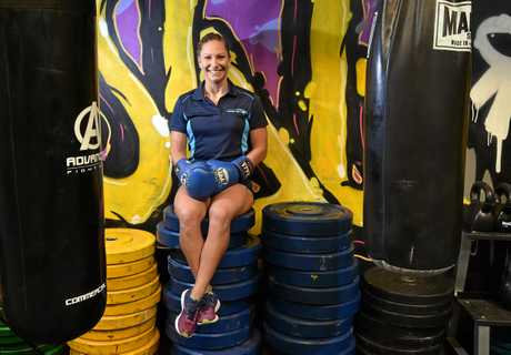 Yolandie Weir has been named one of three finalists in Fitness Australia Student of the Year Awards.