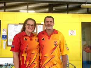 Suburban showdown: Mixed Pairs reaches final stages