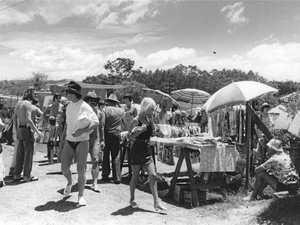 Eumundi Markets' first 40 years displayed through exhibition