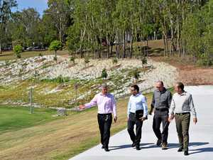 New basin reduces flooding risk to city's low-lying areas