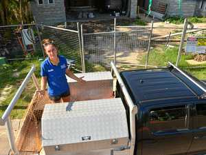 Solution to thwart thieves in hunt for tradies' belongings