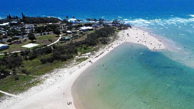 CHANGES: Upgrades to the Elliott Heads foreshore are about to be underway.