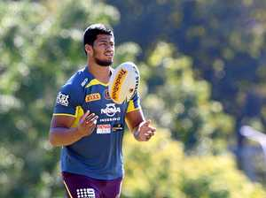 Paix named in Broncos trial squad