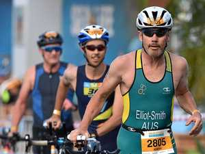 Sprint distance triathlon makes age group Mooloolaba debut