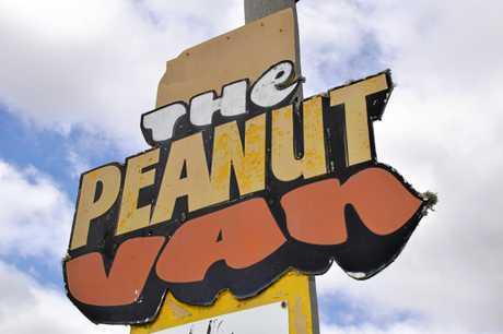 Kingaroy's Peanut Van