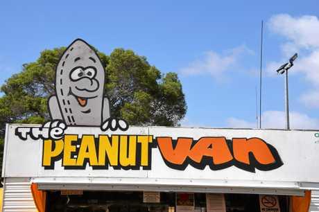 Kingaroy's Peanut Van celebrates it's 50th year.