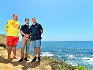 'Headland heroes' win award for tiger shark attack rescue
