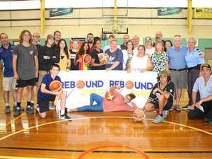 $15,000 grant helps basketball program rebound in Grafton