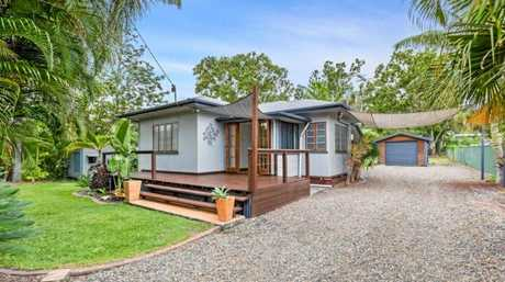 RENTAL HUNGER: Listed to rent yesterday for $290 per week, 275 Rockonia Road, Koongal, has attracted a huge amount of interest from prospective tenants according to McGrath Estate's property manager Beverley Smith.
