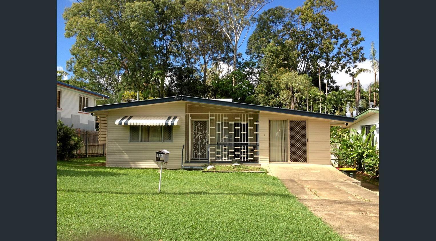 194 Schmidt St, Frenchville was listed for $250 by LJ Hooker Rockhampton.