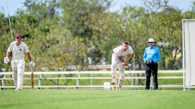 LEADER OF THE PACK: Gympie Gold XI all-rounder Josh Brady will stand in as skipper as the side remains hopeful of a spot in the finals.