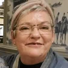 59-year-old Louise Allison Langhorn was bashed by a group of blokes in a random attack. She died two days later.