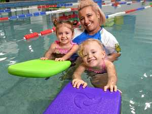 Swim school dives into their first birthday celebrations