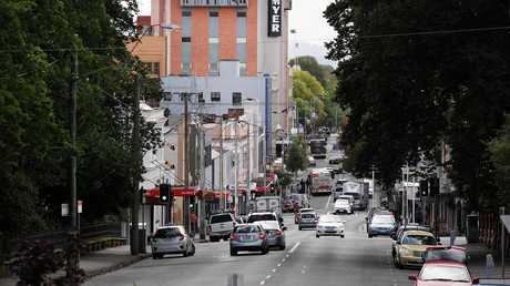 Launceston isn't quite the Gold Coast, but Melbourne buyers are attracted to its property market.
