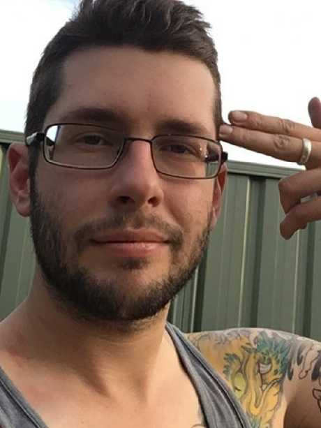 Jakob Thornton has been sentenced for seriously injuring two police officers as they set up an RBT stop in Leumeah, near Campbelltown. Picture: Instagram @jakob_t_isme