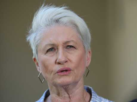 Mr Morrison is edging closer to defeat on the bill however after independent MP Kerryn Phelps indicated this morning she was open to Labor's three amendments. Picture: Kym Smith