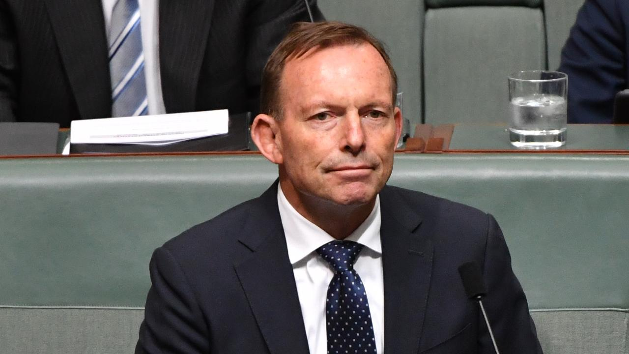Tony Abbott is now trying to take the credit for same-sex marriage in Australia.