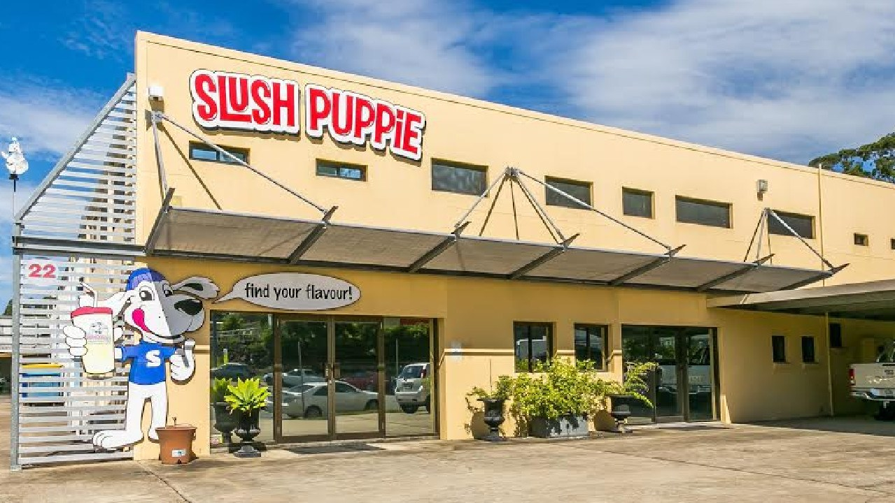 Slush Puppie headquarters Nerang.