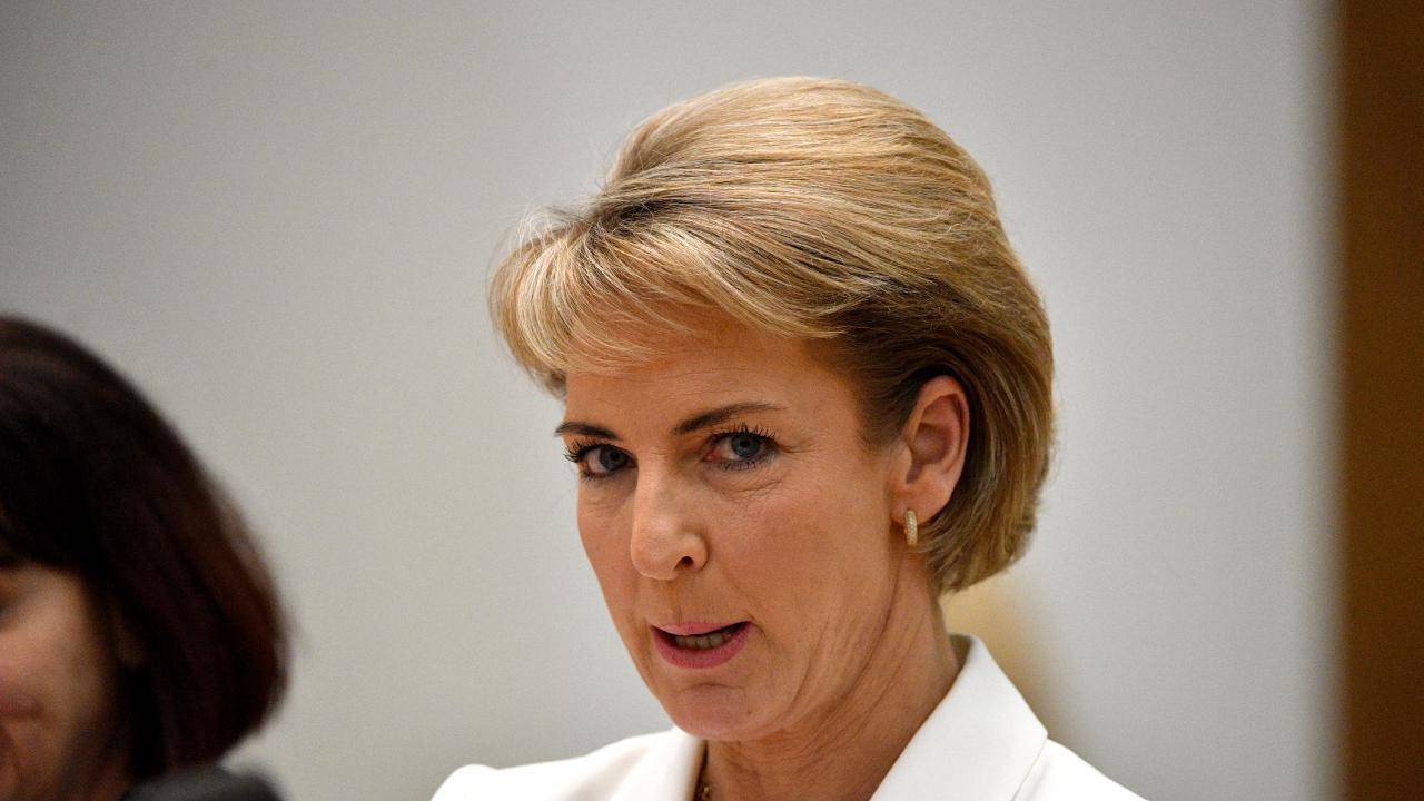 Senator Michaelia Cash is expected to give evidence on Friday in the court case looking to the rads carried out by the AFP on the AWU. Picture: AAP