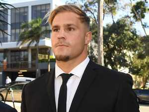 Dragons star de Belin pleads not guilty to rape