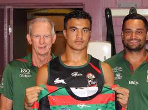 Rabbitohs land prodigy in recruitment coup