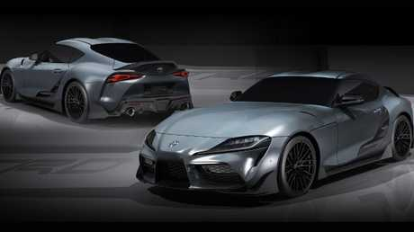 TRD bodywork could come to Australia under the Gazoo Racing brand.
