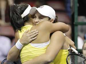 Brisbane throws hat in ring for Fed Cup semi