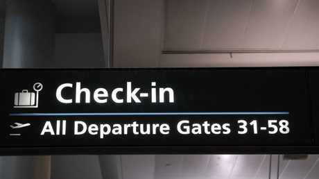Waiting in line may not be best way to get help if your flight is cancelled.