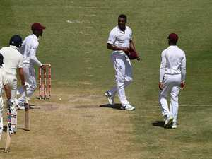 Ugly sledge ignites Test match