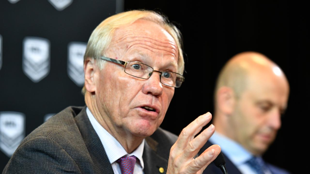 ARL Commission Chairman Peter Beattie has asked the Integrity Unit for a report on punishment consistency. (AAP Image/Mick Tsikas)